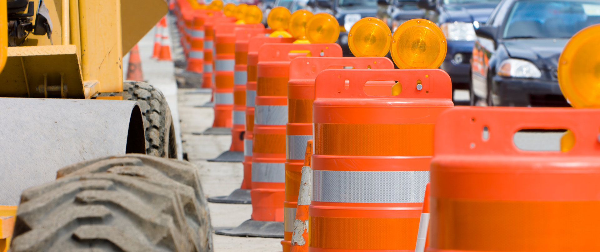 Work Zone Safety: For Drivers